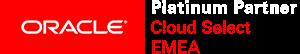 Oracle Platinum Partner Cloud Select