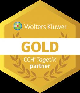 CCH Tagetik Gold partner
