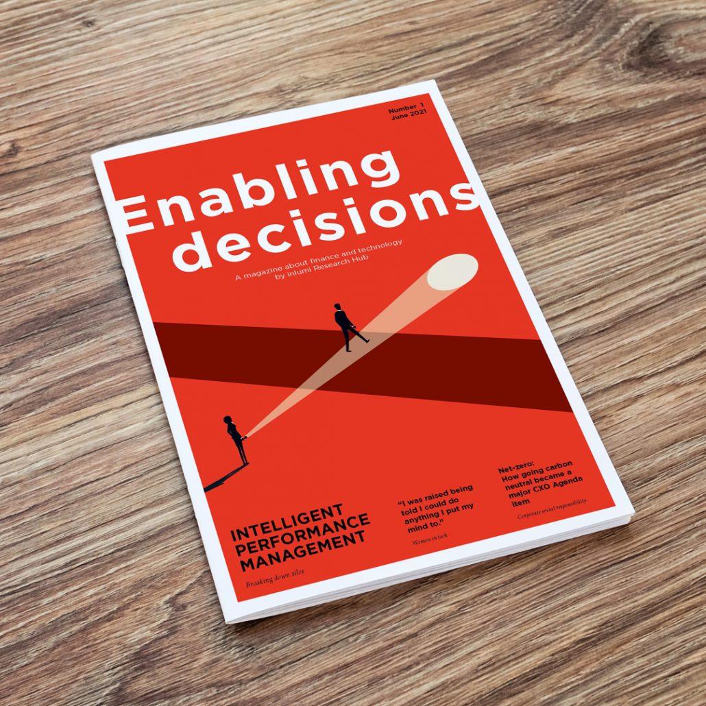 Enabling Decisions magazine