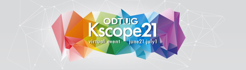 ODTUG Kscope 2021