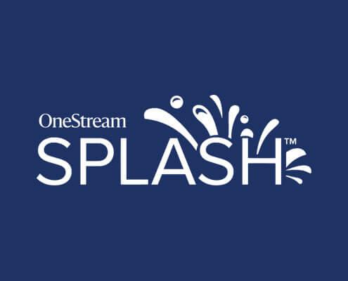 OneStream Splash