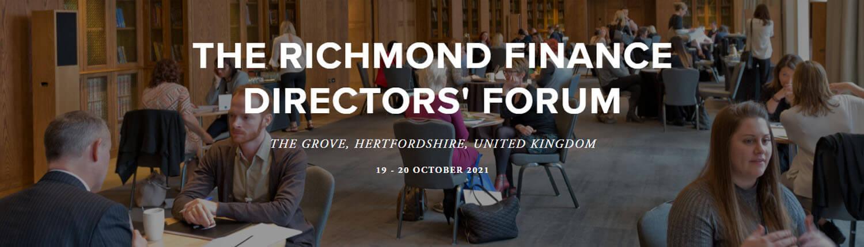 The Richmond Finance Directors' Forum