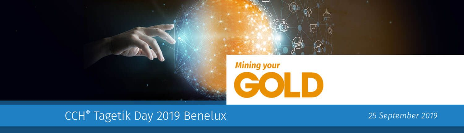 CCH Tagetik Day 2019 Benelux