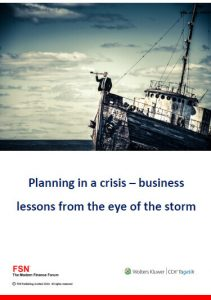CCH Tagetik whitepaper: Planning in a crisis - business lessons from the eye of the storm