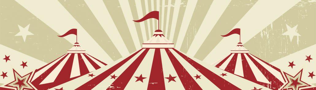 Circus mingle event